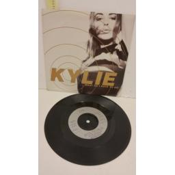 KYLIE MINOGUE what do i have to do, 7 inch single, PWL 27