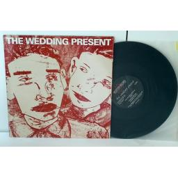 THE WEDDING PRESENT why are you being so reasonable now? 4 track EP