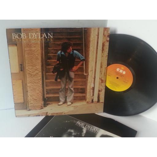BOB DYLAN street legal, CBS 86067
