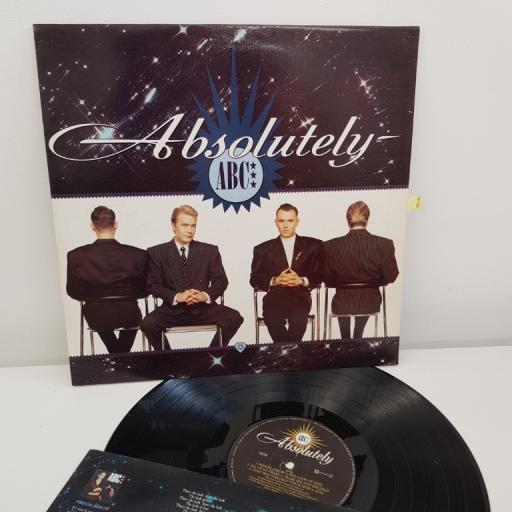 """ABC, absolutely, 12"""" LP, 842 967 - 1"""