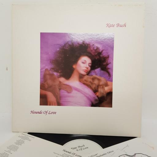 "KATE BUSH, hounds of love, KAB1, 12"" LP"