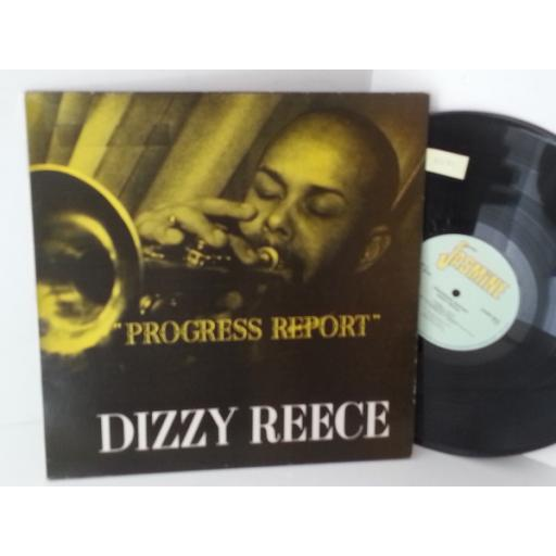 DIZZY REECE progress report, JASM 2013