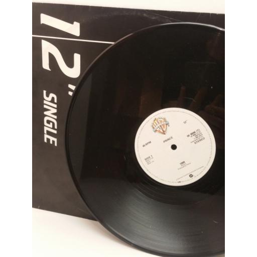 "PRINCE 1999(12"" SINGLE), W 9896"
