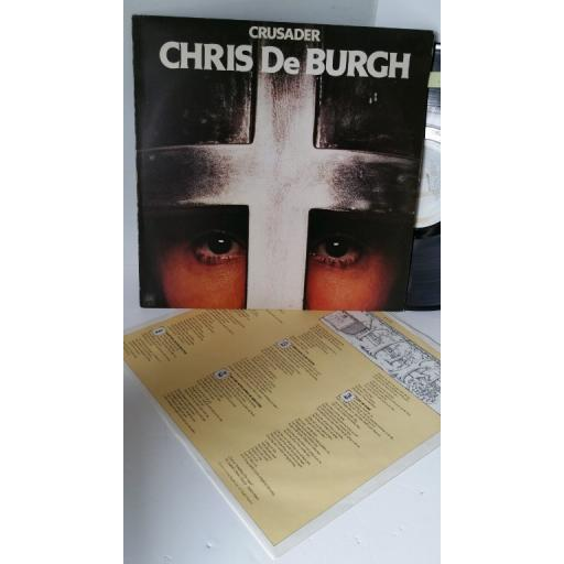 CHRIS DE BURGH crusader, AMLH 64746