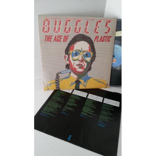 SOLD BUGGLES the age of plastic, ILPS 9585