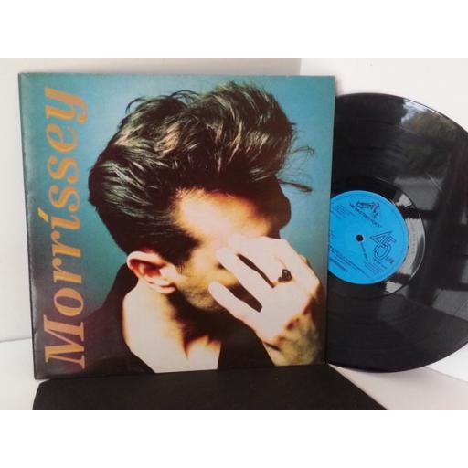 MORRISSEY everyday is like a sunday, 12POP 1619