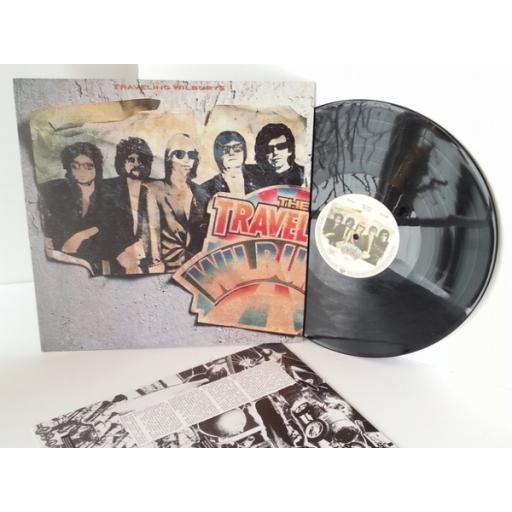 SOLD TRAVELLING WILBURYS volume one