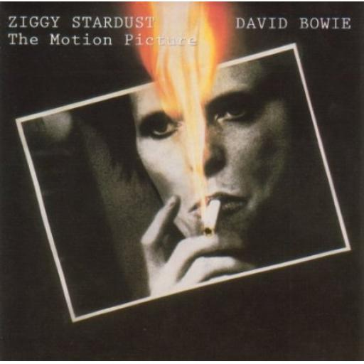 SOLD DAVID BOWIE, ZIGGY STARDUST THE MOTION PICTURE