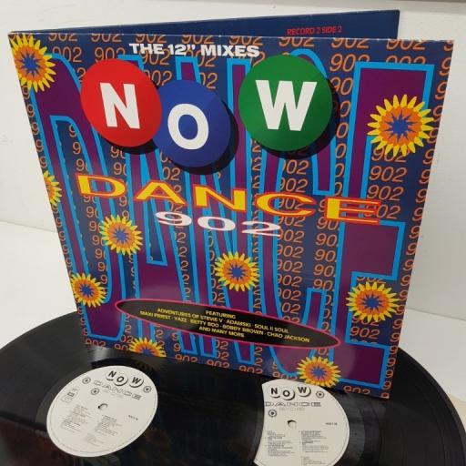 NOW DANCE 902, NOD 5, 2x12 inch LP, compilation