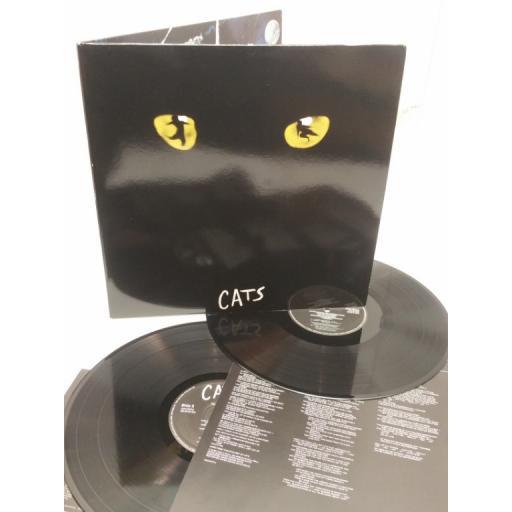 ANDREW LLOYD WEBBER cats, CATX 001