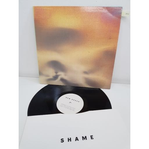 "NEW ORDER, state of the nation, B side shame of the nation, FAC 153, 12"" single"