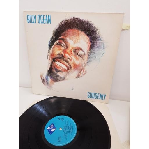 BILLY OCEAN suddenly, stereo, HIP12