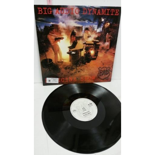 BIG AUDIO DYNAMITE medicine show, 12 inch single, TA 7181