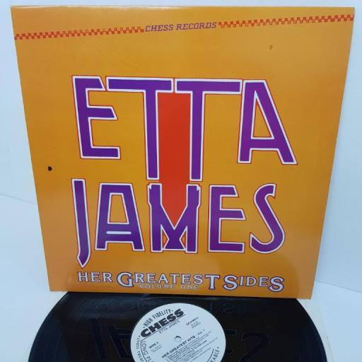 """ETTA JAMES, her greatest sides vol.1, GCH 8015, 12"""" LP"""