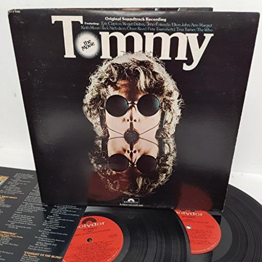 VARIOUS ARTISTS, Tommy Original Soundtrack