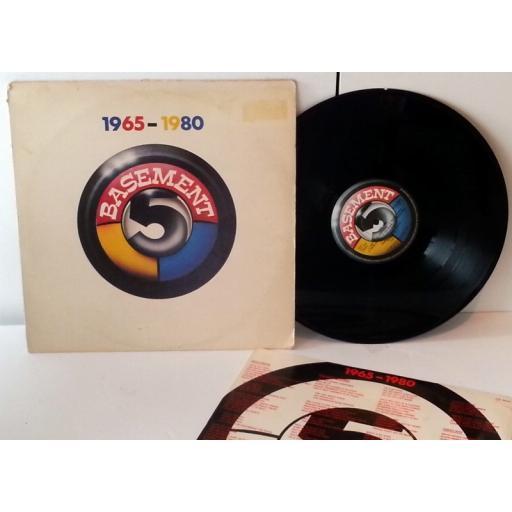 BASEMENT 5 1965-1980
