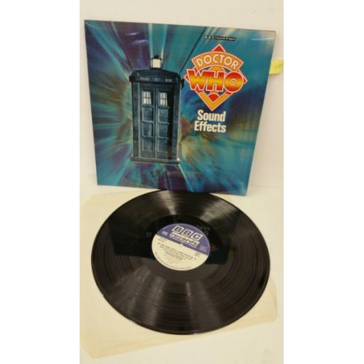 BBC RADIOPHONIC WORKSHOP bbc sound effects no. 19 - doctor who sound effects, REC 316