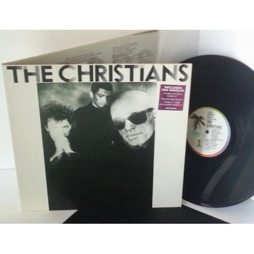 THE CHRISTIANS , the christians