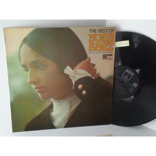 JOAN BAEZ the best of joan baez, EROS 8075