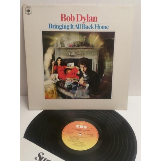 BOB DYLAN bringing it all back home 32344 STEREO
