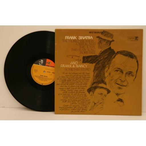 FRANK SINATRA AND Frank and Nancy. Top copy. Very rare. 1969?. R...