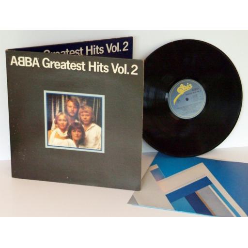 ABBA, greatest hits vol 2.