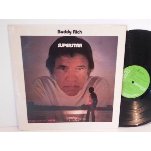 Buddy Rich SUPERSTAR