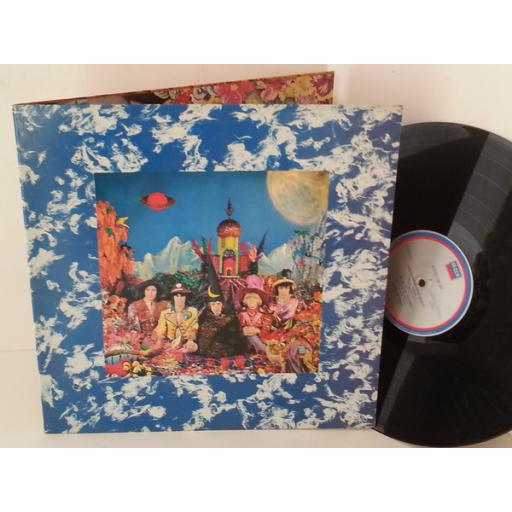SOLD: THE ROLLING STONES their satanic majesties request, TXS 103, gatefold