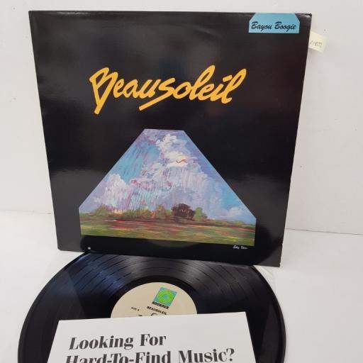 """BEAUSOLEIL, bayou boogie, 6015, 12"""" LP"""