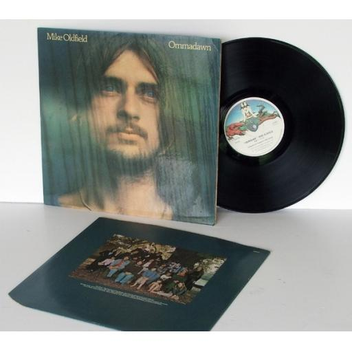 MIKE OLDFIELD, Ommadawn. First UK pressing 1975. Virgin [Original recording]