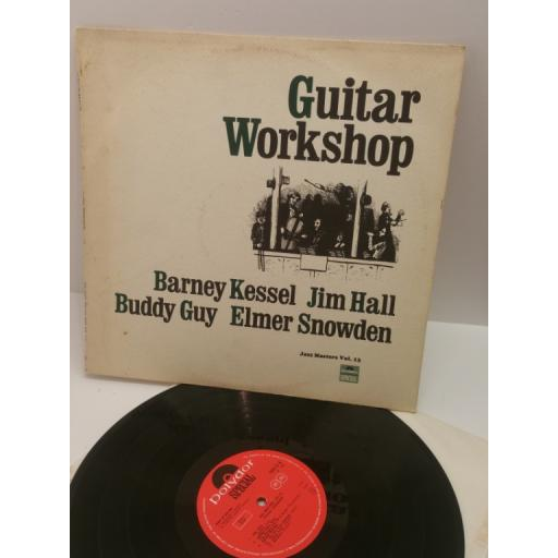 GUITAR WORKSHOP JAZZ MASTERS VOL. 3 545 113