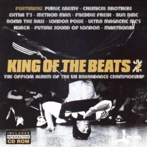 Various. King of the Beats 2