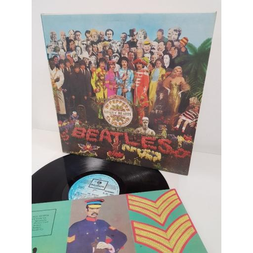 """THE BEATLES, sgt peppers lonely hearts club band, C 064 - 04177, 12""""LP, GATEFOLD SLEEVE"""