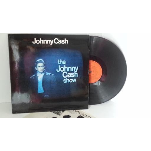 JOHNNY CASH the johnny cash show, S 64089