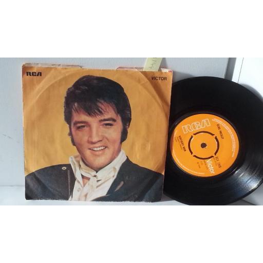 ELVIS PRESLEY kentucky rain/ my little friend, 7 inch single, RCA 1949