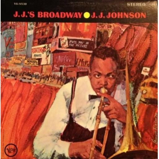 J.J. JOHNSON. j.j.'s broadway
