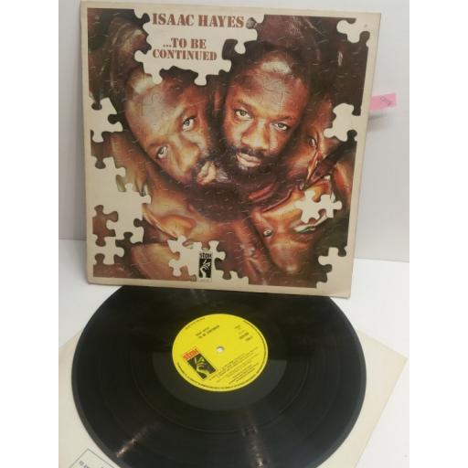 ISAAC HAYES to be continued STAX 2325026