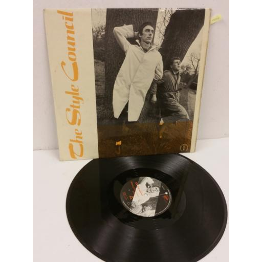 THE STYLE COUNCIL money-go-round / headstart for happiness & mick's up, 12 inch single, TSCX 2