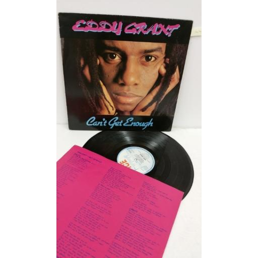 EDDY GRANT can't get enough, ICEL 21