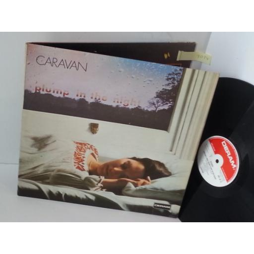 SOLD: CARAVAN for girls who grow plump in the night, gatefold, SDL R12