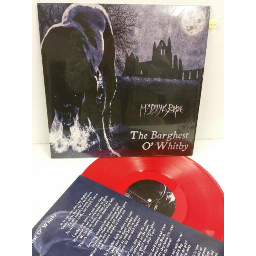 MY DYING BRIDE the barghest o' whitby, limited edition, red vinyl, VILELP 359