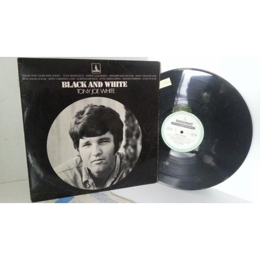 TONY JOE WHITE black and white, SMO 5027