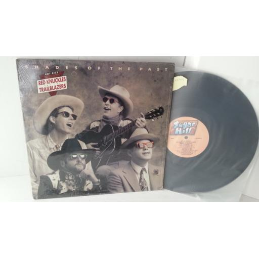 HOT RIZE PRESENTS RED KNUCKLES AND THE TRAILBLAZERS shades of the past, SH 3767