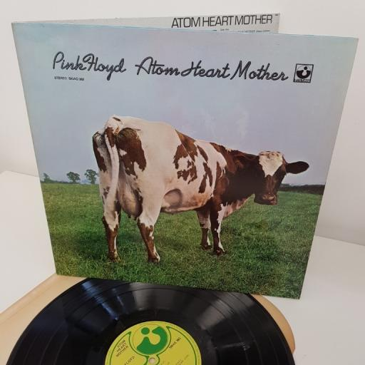 "PINK FLOYD, atom heart mother, 12""LP, GATEFOLD, SKAO 382"