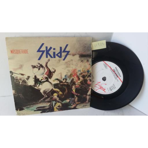 SKIDS masquerade, 7 inch single, VS 262