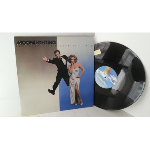 CHUBBY CHECKER, PERCY SLEDGE, BILLIE HOLIDAY moonlighting (the television soundtrack album), MCF 3386