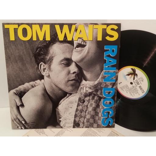 TOM WAITS rain dogs, ilps 9803