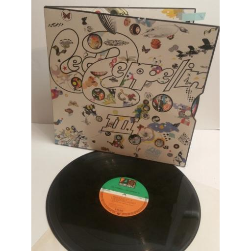 LED ZEPPELIN THREE Led Zeppelin III ATL50002