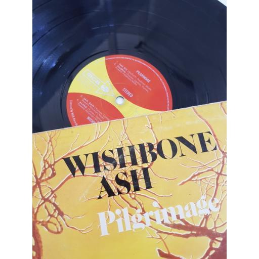 WISHBONE ASH, pilgrimage.