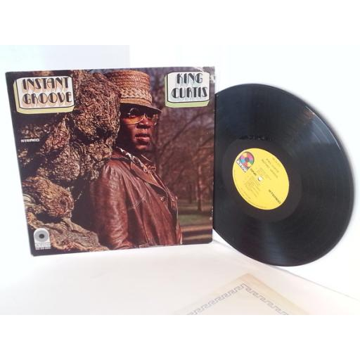 King Curtis INSTANT GROOVE